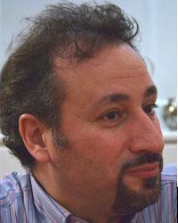 Foto del Dr. Riccardo Campus