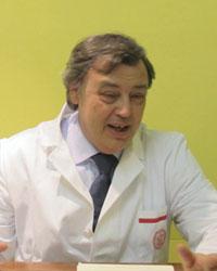Foto del Dr. Roberto Piccoli