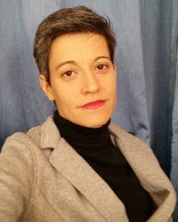 Foto della Dr.ssa Maria Grazia Russo