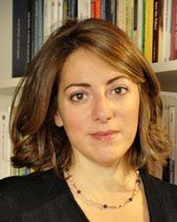 Foto della Prof.ssa Sara Forti