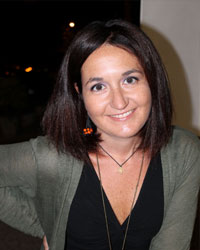 Foto della Dr.ssa Sara Lorenzetti
