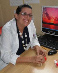 Foto della Dr.ssa Liviana Sciacca
