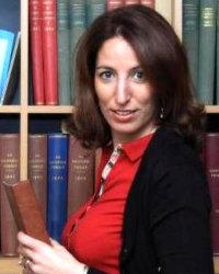Foto della Dr.ssa Sibilla Giangreco