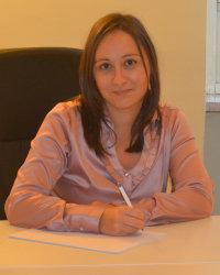 Foto della Dr.ssa Silvia Brocca