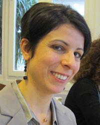 Foto della Dr.ssa Simona De Icco