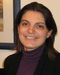 Foto della Dr.ssa Stefania Dello Preite