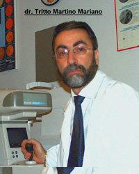 Foto del Prof. Martino Tritto