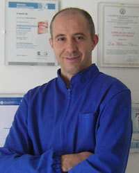 Foto del Dr. Vittorio Milanese