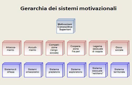 Schema sistemi motivazionali