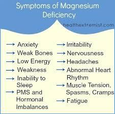 ipomagnesemia