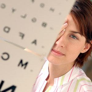 Test di ampiezza del impulsi oculari (OPA)