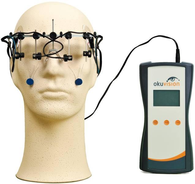 Sistema okuvision di stimolazione retinica nella RP