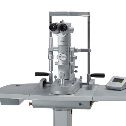 Nuovo Laser per Miodesopsie