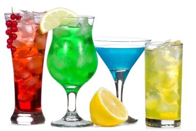 Consumo di alcolici vari