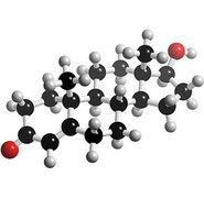 molecola di testosterone