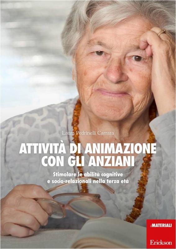 animazione, anziani, riabilitazione cognitiva