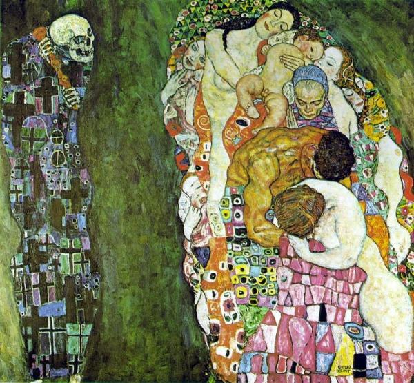 mariateresa.dellerba_gustav-klimt-morte-e-vita-1915