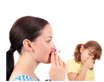 asma e fumo