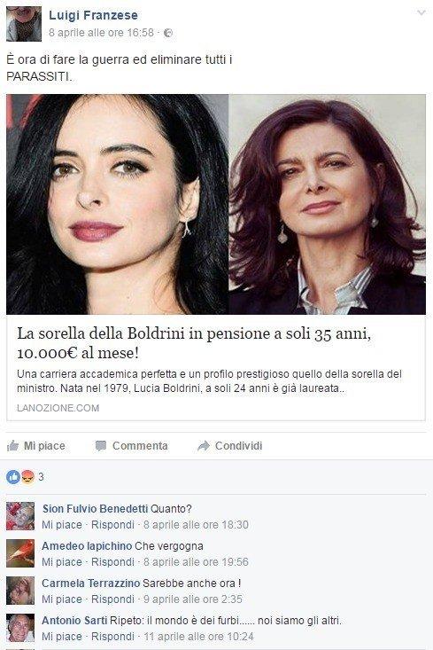 Fake news Boldrini La Nozione