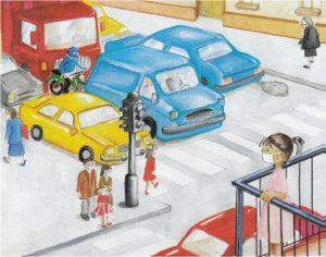 Asma e inquinamento
