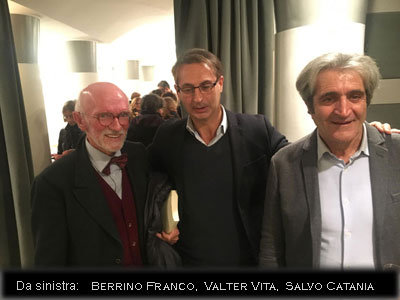 Berrino Franco, Valter Vita, Salvo Catania