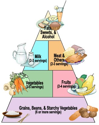 Piramide alimentare diabete