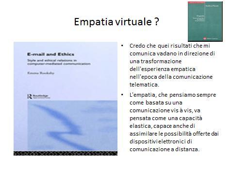 Empatia virtuale
