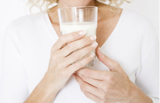 Latte e derivati per osteoporosi donna